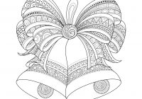 Christmas Coloring Adults With Pages For Pdf Download Free Books