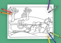 Christmas Coloring And Cutting Activities With Why Do We Call It Pages Jellytelly Parents