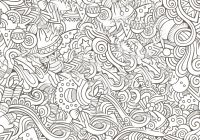 Christmas Coloring Book Pages For Adults With Awesome Adult Sheets
