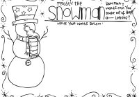 Christmas Coloring Borders Pages With MelonHeadz Freebies