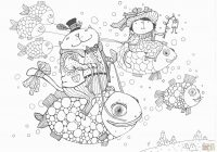 Christmas Coloring Crafts With Arts And Templates Elegant Free Printable