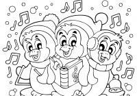 Christmas Coloring For Sunday School With Pages To Print Free Books