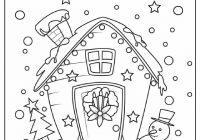 Christmas Coloring Free With Pages Printable