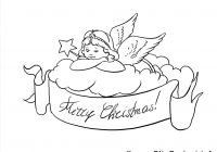 Christmas Coloring Ideas With New Post Merry Pages That Say