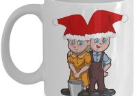 Christmas Coloring Mugs With Amazon Com Jack And Jill A Pail Of Water 2016