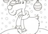 Christmas Coloring Page Images, Stock Photos & Vectors | Shutterstock – Christmas Coloring Outline