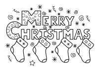 Christmas Coloring Pages Adults With For Merry