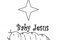 Christmas Coloring Pages Baby Jesus With 7 Futurama Me