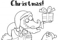 Christmas Coloring Pages Black And White With Pinkie Pie To Print Awesome Merry