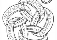 Christmas Coloring Pages Catholic With Fifth Day Of Five Golden Rings Page