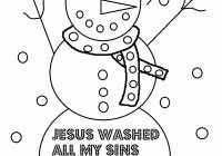 Christmas Coloring Pages Catholic With Free New Ministry To Children A