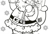 Christmas Coloring Pages | Christmas Coloring Pages | Santa coloring ..
