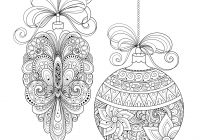 Christmas Coloring Pages For Adults Free With Best Kids