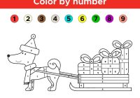 Christmas Coloring Pages For Dads With 16 Printable The