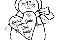 Christmas Coloring Pages For Preschoolers Free With Printable 2