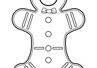 Christmas Coloring Pages Gingerbread Man With Pin By Daniel Weed On Men Pinterest