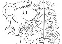 Christmas Coloring Pages Grade 1 With Collection Of 5th Download Them And