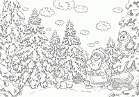 Christmas Coloring Pages Kindergarten With Hard Printables Archives Codraw Co Fresh