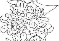 Christmas Coloring Pages Mistletoe With Page