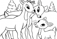Christmas Coloring Pages North Pole With
