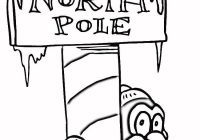 Christmas Coloring Pages North Pole With Click On The Below Best Printable