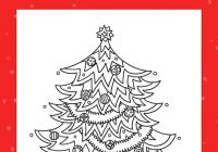 Christmas Coloring Pages Printable Twinkl With Themed Mindfulness Colouring Sheets For Your Children To
