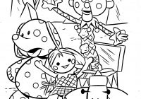 Christmas Coloring Pages Rudolph With Misfit Toys Grammy Picks Pinterest
