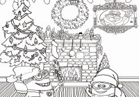 Christmas Coloring Pages That You Can Color With Page 1300 1200 Attachment