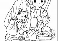 Christmas Coloring Pages With Reindeer Cute Free Library