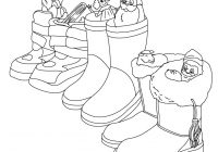 Christmas Coloring Printouts With CHRISTMAS TRADITIONS IN GERMANY 7 Xmas Online Books And