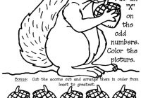 Christmas Coloring Sheets For Second Grade With Advice Pages 1st Graders Childlife Me First