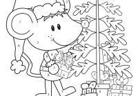 Christmas Coloring Sheets For Second Grade With Color By Number Worksheet 2nd Party Pinterest