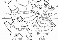 Christmas Coloring Worksheets Pdf With Pages For New Lovely
