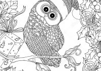 Christmas Colouring In Pages Pdf With Coloring Books For Adults Nice Ideas Older Kids