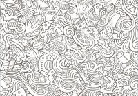 Christmas Colouring In Pages Pdf With Coloring Prettier Kitchen Printable Disney