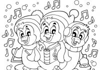 Christmas Colouring Pages For Sunday School With Collection Of Coloring Download Them