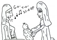 Christmas Colouring Pages For Sunday School With The Birth Of Jesus Coloring