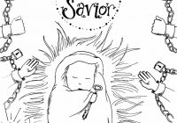 Christmas Colouring Pages Jesus With Collection Of Coloring Nativity Free Printable