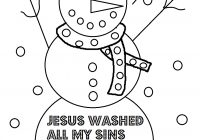 Christmas Colouring Pages Jesus With Free Graphics To Color Mus E Des Impressionnismes Giverny