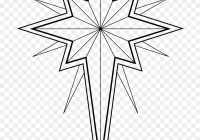 Christmas Colouring Pages Tree With Coloring Book Star Of Bethlehem Day