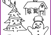 Christmas Colouring Pages Uk With Coloring New Free