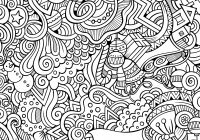 Christmas Holiday Coloring Pages With 10 Free Printable Adult