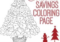 Christmas In July Coloring With Archives The Frugal Sisters