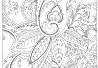Christmas Leaf Coloring Pages With Page Tree For
