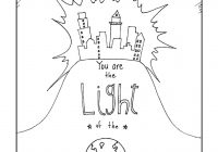 Christmas Light Coloring Sheet With New Post Page Interesting Visit Xmast Site