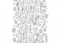 Christmas Quotes Coloring Pages With Quote Page INSTANT DOWNLOAD Line Art Illustration