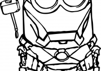 Christmas Robot Coloring Pages With Valid Minion Line Fresh