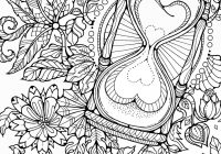 Christmas Tree Coloring Pages For Adults With