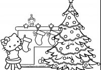 Christmas Tree Coloring Pages For Adults With New Post Xmast Pinterest