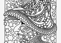 Christmas Tree Coloring Pages For Adults With Page Printable
